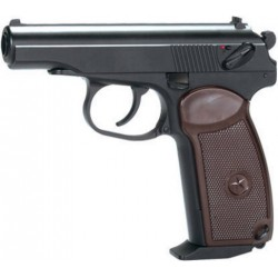 PISTOLET KWC MAKAROV BLOWBACK CO2