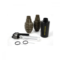 PACK GRENADE CO2 APS 3 COQUES