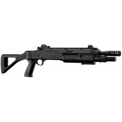 FUSIL A POMPE SPRING BO FABARM STF-12 COMPACT NOIR
