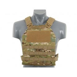 GILET PLATE CARRIER SIMPLE MULTICAM