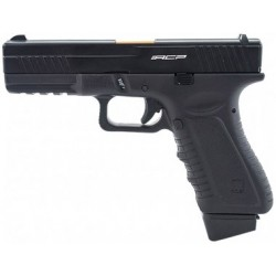 PISTOLET APS S17 V2 ACP GAZ BLOWBACK BLACK