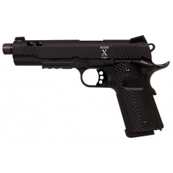 PISTOLET SECUTOR RUDIS X NOIR CO2/GAZ BLOWBACK