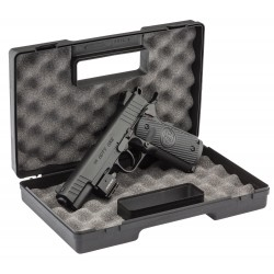 PACK PISTOLET STI 1911 DUTY CO2+LASER+MALLETTE