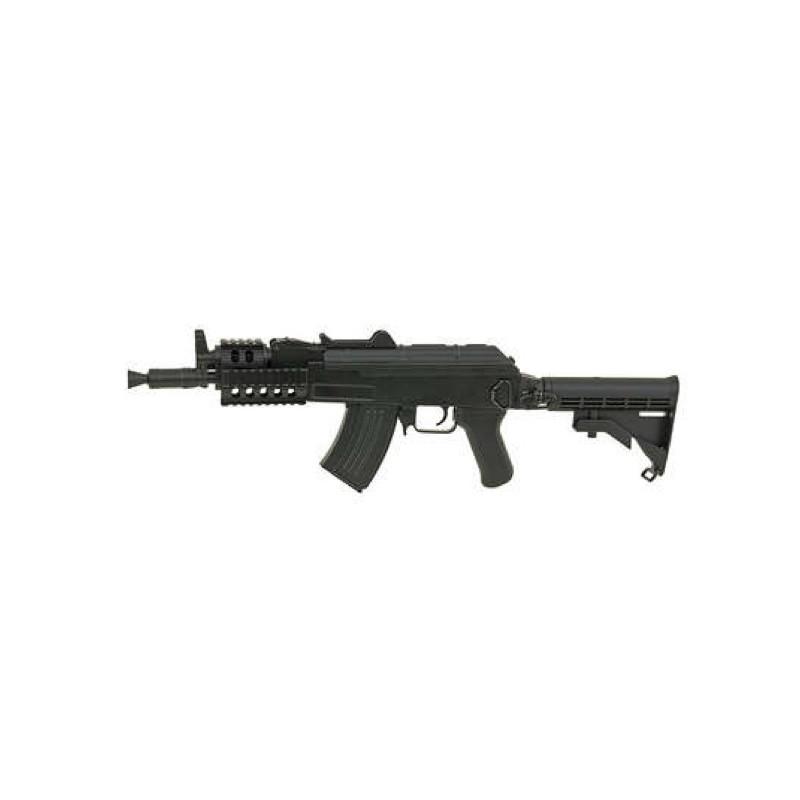 AEG AK SPETNAZ PACK COMPLET 1,5JAirsoftRéplique longue