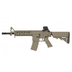 AEG M4 RAIDER FDE PACK COMPLET 1J