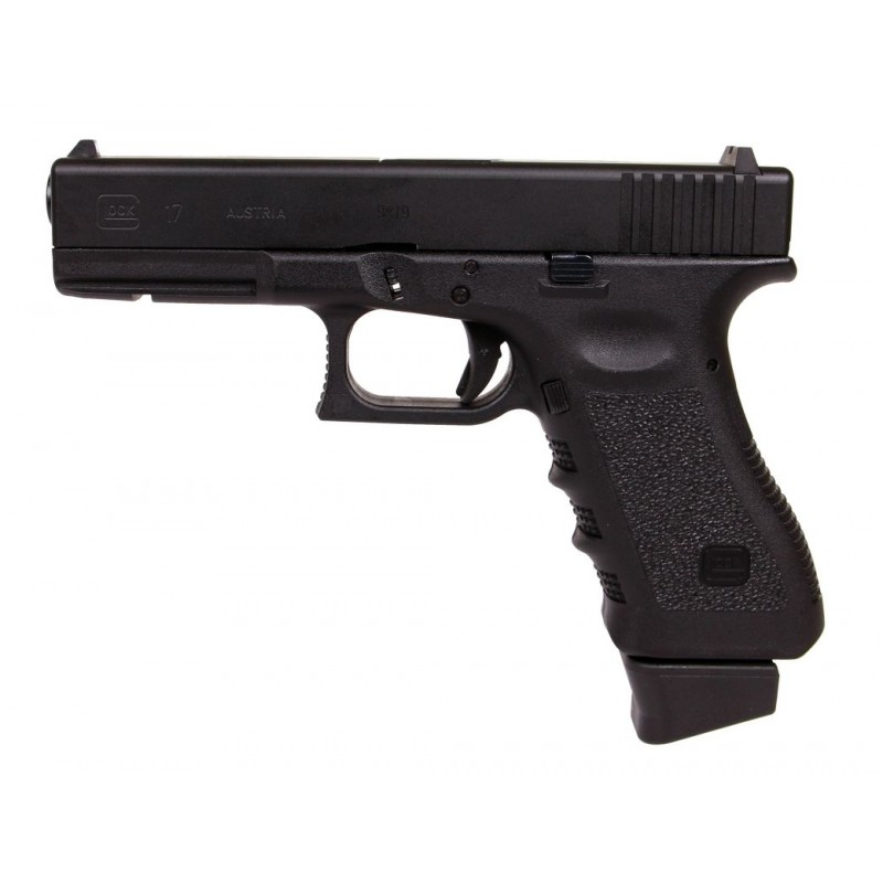 PISTOLET GLOCK G17 CO2 BLOWBACK