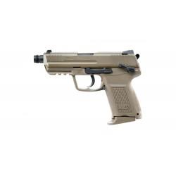 PISTOLET UMAREX HK45CT TAN GBB