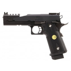 PISTOLET WE HI CAPA 5.1 BLACK DRAGON