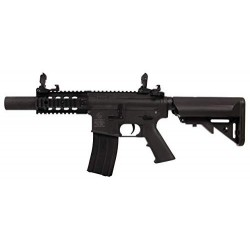 AEG COLT M4 SPECIAL FORCES FULL METAL BLACK 1,2 J