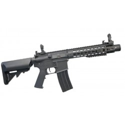 AEG COLT M4 KEYMOD SILENCER FULL METAL BLACK 1,2J