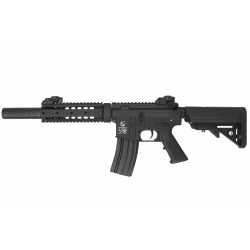 AEG COLT M4 SILENT OPS FULL METAL BLACK 1,2J