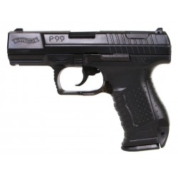 PISTOLET SPRING WALTHER P99 NOIR