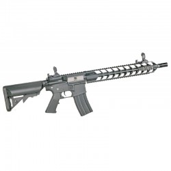 AEG COLT M4 AIRLINE MOD A FULL METAL BLACK 1,2J