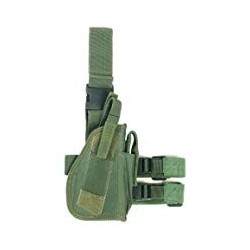 HOLSTER DE CUISSE 8FIELDS OLIVE