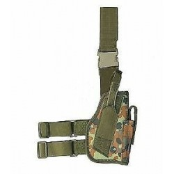 HOLSTER DE CUISSE 8FIELDS WOODLAND