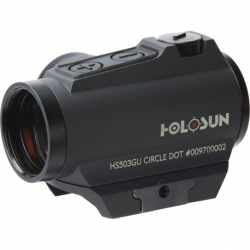 HOLOSUN POINT ROUGE COMPACT CIRCLE DOT