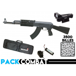 PACK COMBAT AK TACTICAL RED...