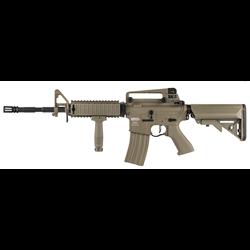 AEG LT-04 PROLINE G2 METAL M4 RIS TAN