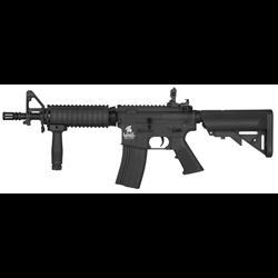 AEG LT-02 G2 M4 CQBR NOIR PACK COMPLET