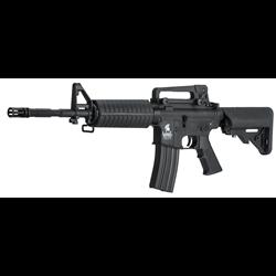 AEG LT-03 G2 M4A1 NOIR PACK COMPLET
