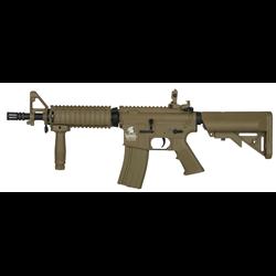 AEG LT-02 G2 M4 CQBR TAN PACK COMPLET