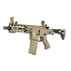 AEG LT-34 PROLINE G2 ENFORCER BATTLE HAWK PDW 7' TAN