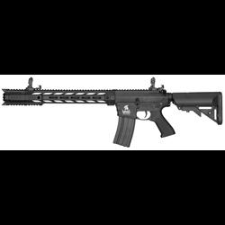 AEG LT-25 G2 M4 SPR INTERCEPTOR NOIR PACK COMPLET