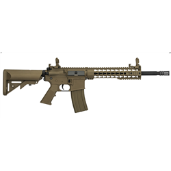 AEG LT-19 G2 M4 KEYMOD 10' TAN PACK COMPLET