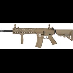 AEG LT-12 G2 M4 RIS EVO TAN PACK COMPLET