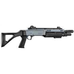 FUSIL A POMPE SPRING FABARM COMPACT GRIS