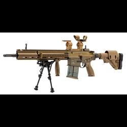 AEG UMAREX HK G28 FULL METAL TAN