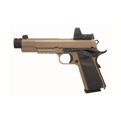 PISTOLET SECUTOR RUDIS MAGNA CUSTOM VII TAN CO2/GAZ BLOWBACK
