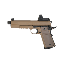 PISTOLET SECUTOR RUDIS MAGNA VII TAN CO2/GAZ BLOWBACK