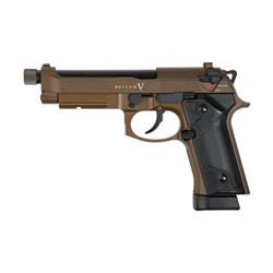 PISTOLET SECUTOR BELLUM V BRONZE CO2/GAZ BLOWBACK