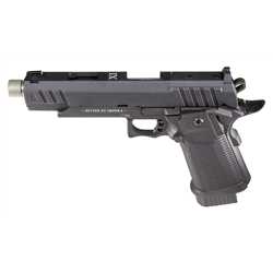 PISTOLET SECUTOR LUDUS XI ARGENT CO2 BLOWBACK