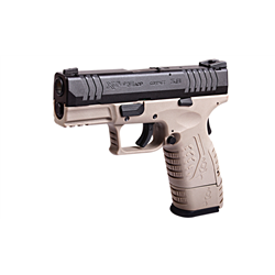 PISTOLET WE HI CAPA 3.8 ULTRA COMPACT NOIR TAN GBB