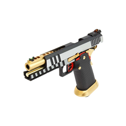 PISTOLET GBB AW CUSTOM HX2031 BLACK CHROME