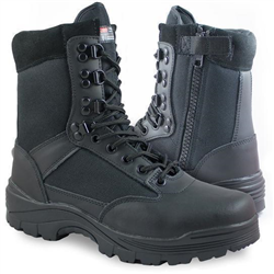 CHAUSSURES MILTEC TACTICAL CORDURA  ZIP 11