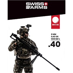BILLES SWISS ARMS 0.40GR X1000