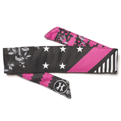 HEAD BAND HK ARMY REIGN PINK