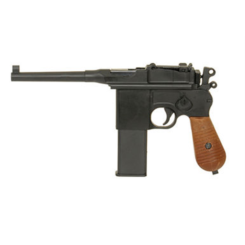 PISTOLET WELL C96 CO2 FIXEAirsoftRéplique de poing
