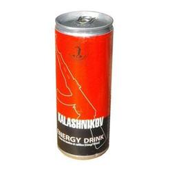 ENERGY DRINK KALASHNIKOV