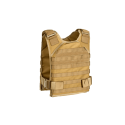 GILET INVADER PLATE CARRIER COYOTE