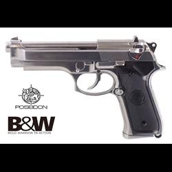 PISTOLET BW M92 GBB POSEIDON