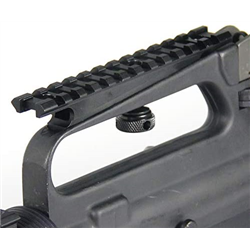 RAIL WEAVER UTG 3 COTES POIGNEE (M16/M4/AR15)