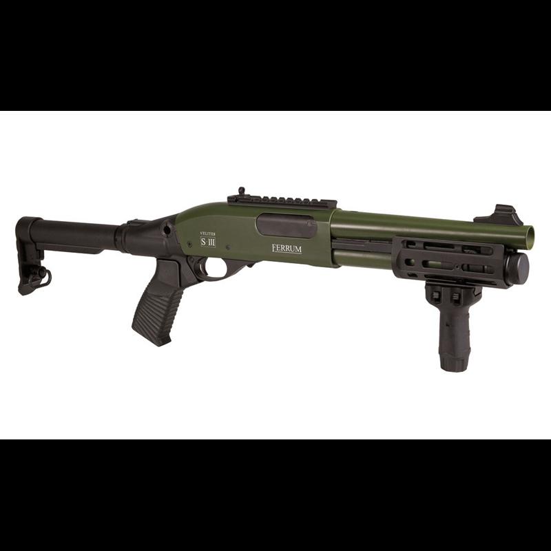 FUSIL A POMPE SECUTOR FERRUM S-III ODAirsoftRéplique fusil à pompe