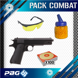 PACK COMBAT SPRING 1911 FIRST