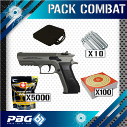 PACK COMBAT EAGLE FIRST