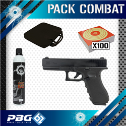 PACK COMBAT GLOCK FIRST