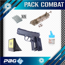 PACK FIRST 1911 CO2